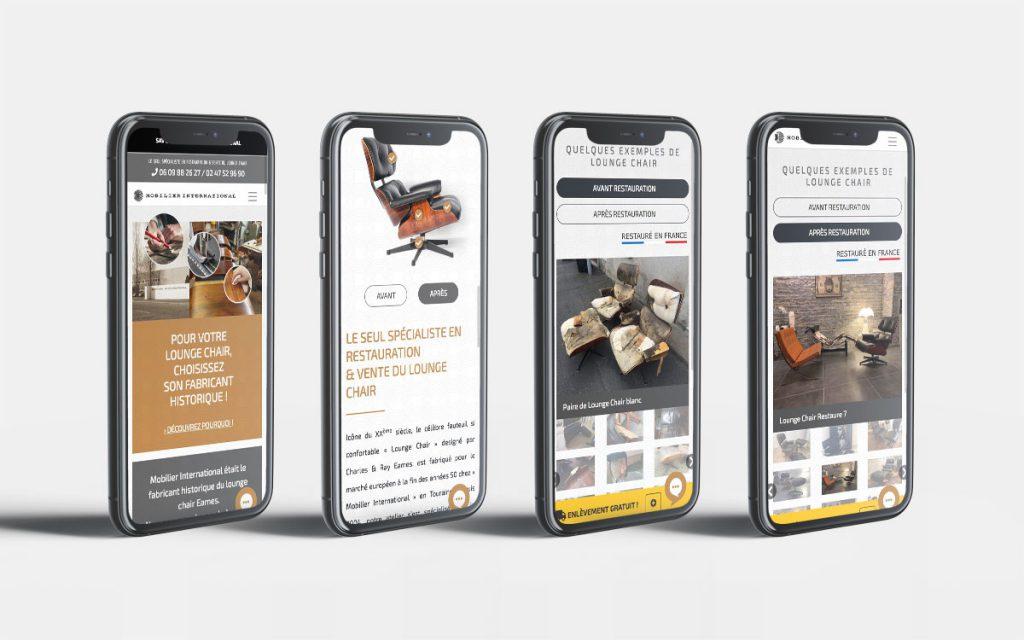 Version Mobile Mobilier International