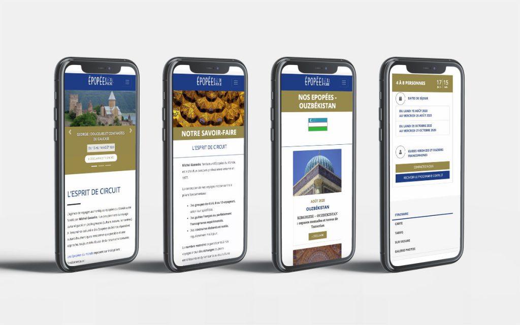 Version mobile responsive