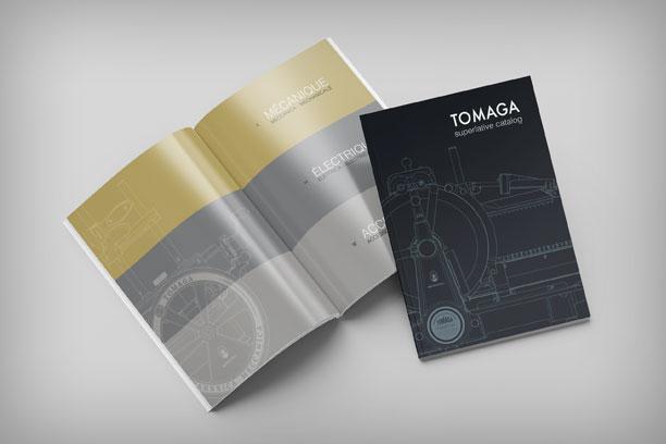 Catalogue Collection<br> TOMAGA