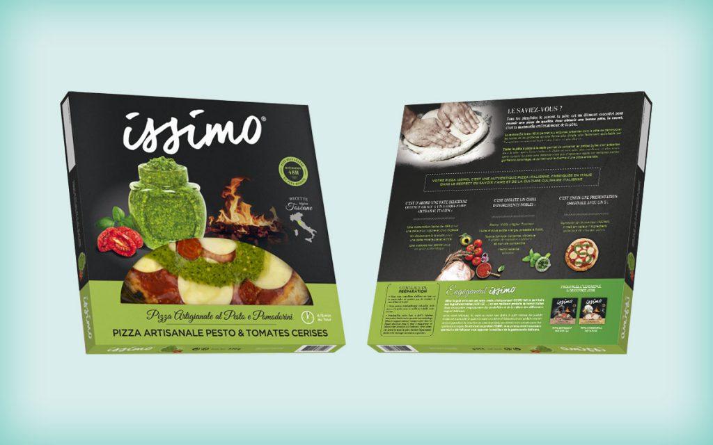 Pizza Pesto Issimo